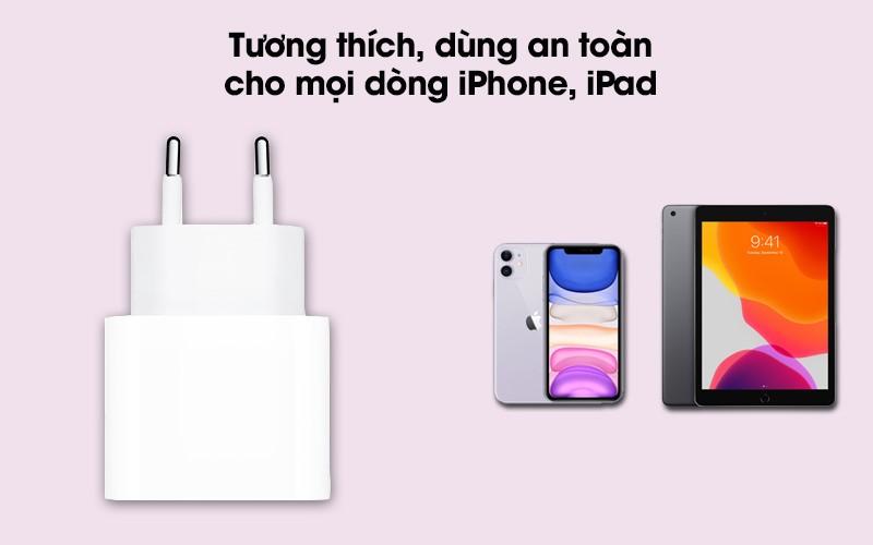 kha-nang-tuong-thich-sac-nhanh-apple-iphone-20w